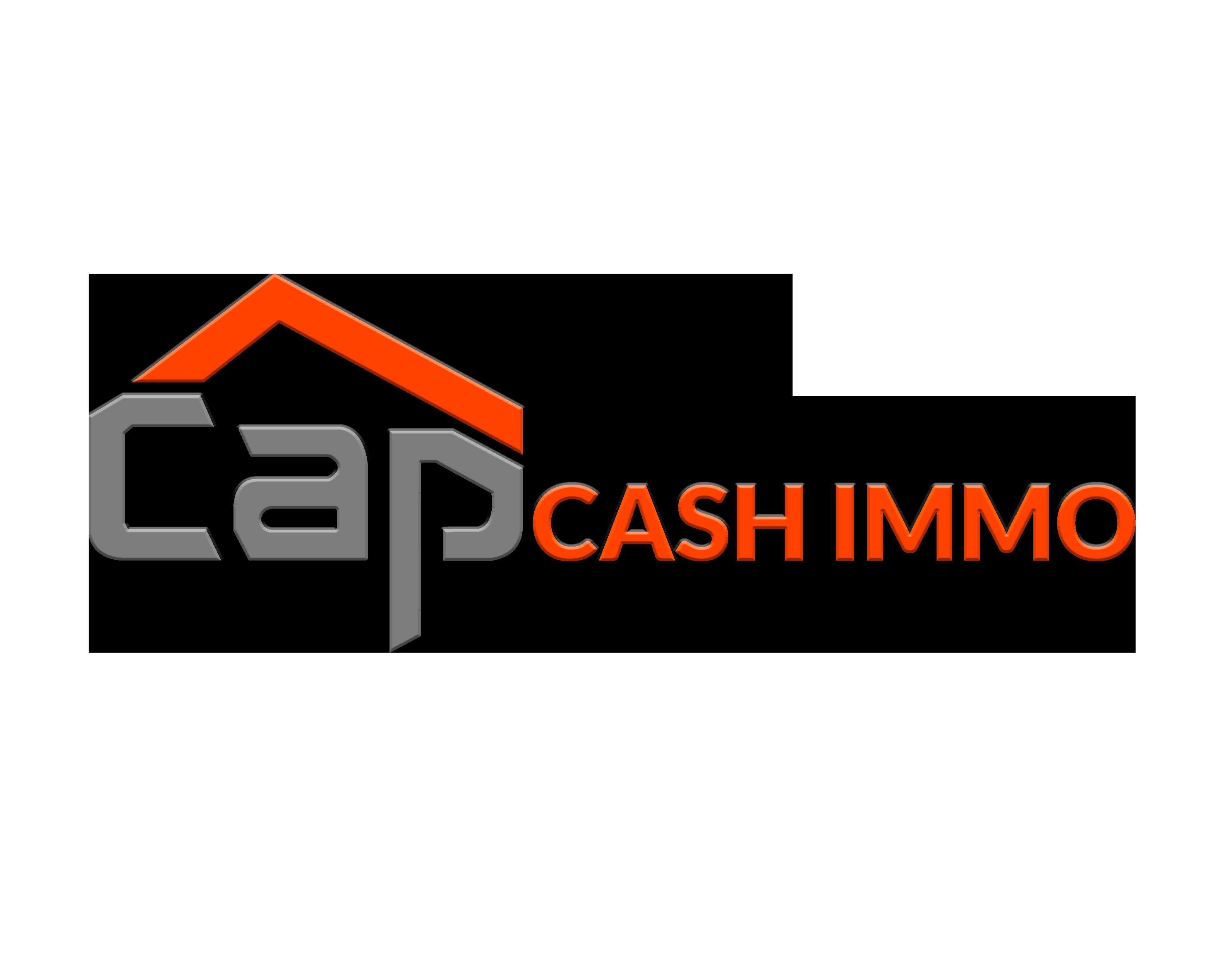 Logo cap cash immo chablais